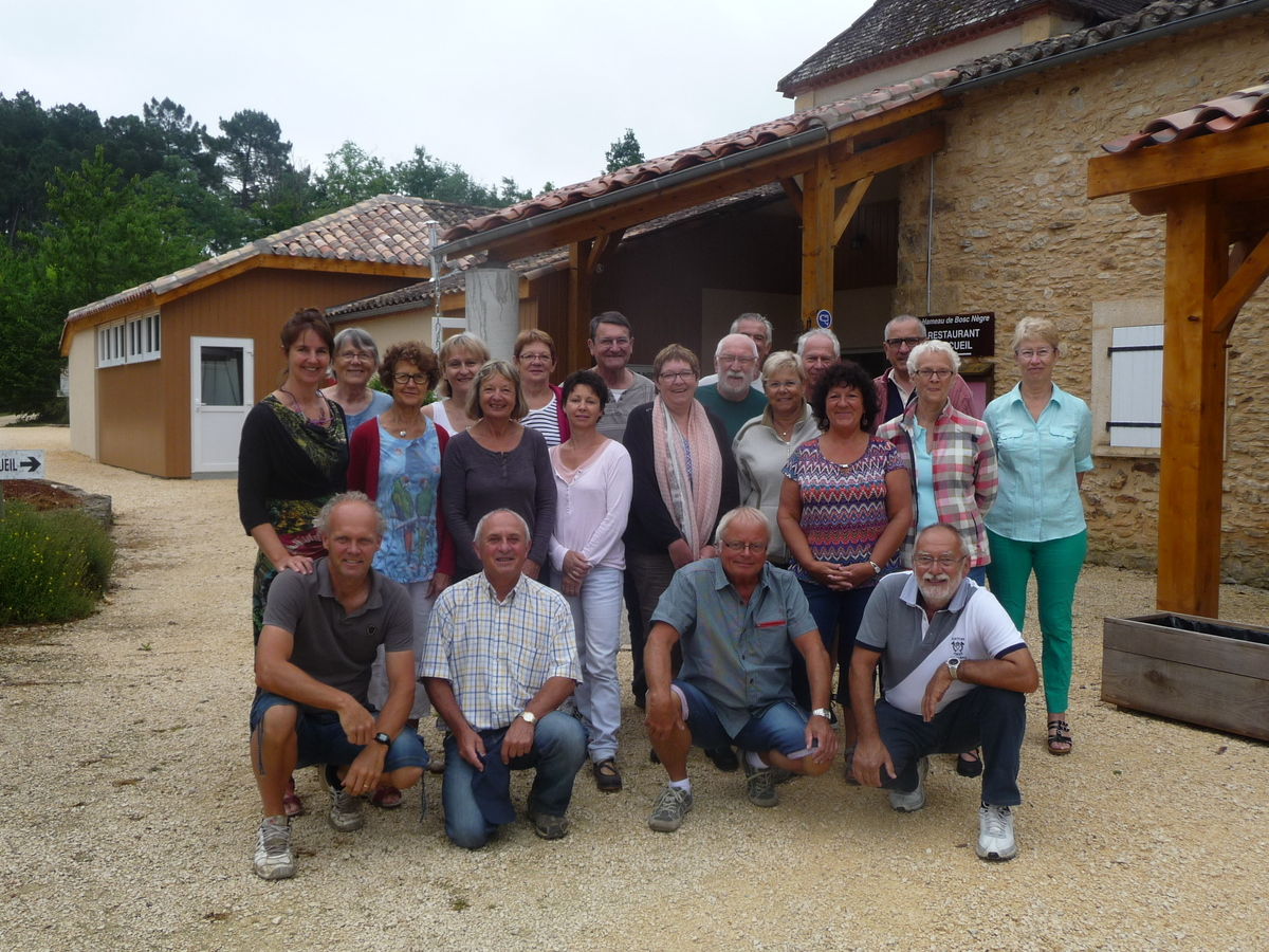 La Capelle-Biron, Lot et Garonne , juin 2015