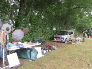 Vide grenier SEP @ Parc à Teurtous   Vallans   Nouvelle-Aquitaine   France
