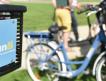 Un vélo à assistance électrique en prêt à Vallans.